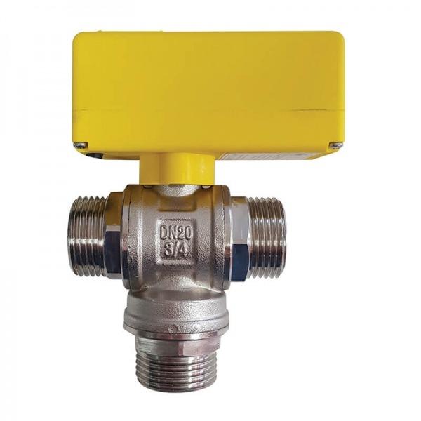 Válvula motorizada Bronpi 3 vías ACS - Calefacción