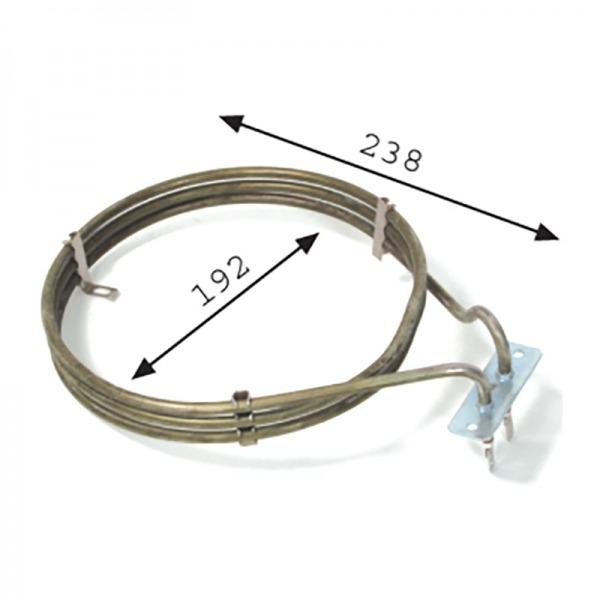 Resistencia horno GAYC 2.550W 230V