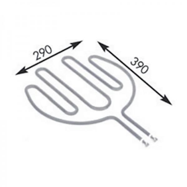 Resistencia horno GENERICO 1.500W 230V