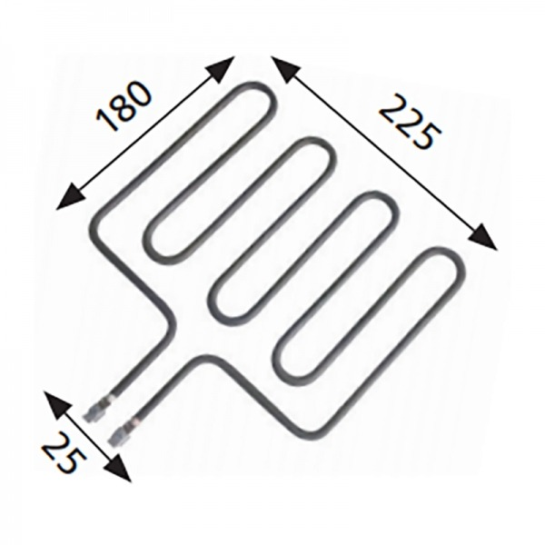Resistencia horno ELECTROLUX 1.900W 230V