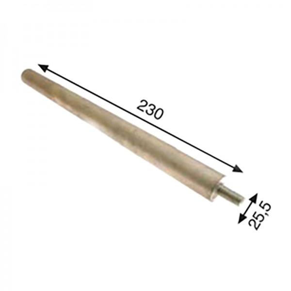 Anodo para termo eléctrico ARISTON 25,5 x 230 mm
