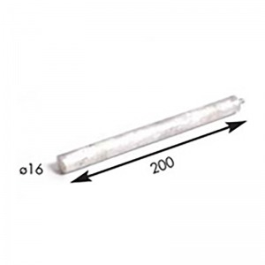 Anodo para termo eléctrico GENERICO 16 x 200 mm