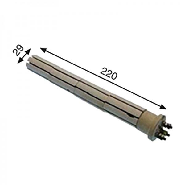 Resistencia termo eléctrico GENERICO 650W 230V