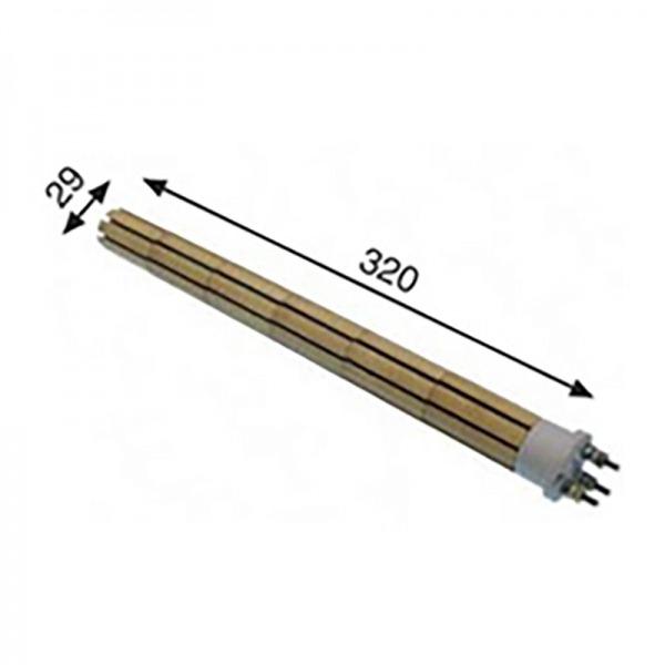 Resistencia termo eléctrico CORBERO 1.000W / 1.500W 230V