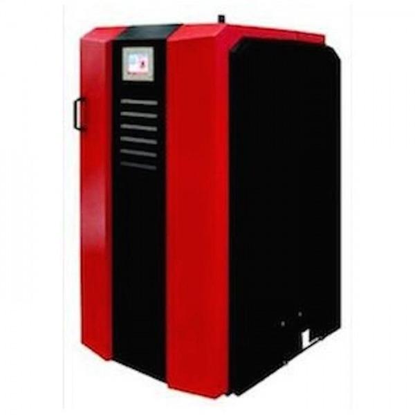 Caldera combi leña-pellets Attack Automatic 30 kW