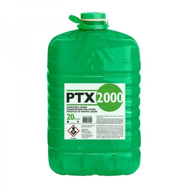 Parafina líquida PTX2000