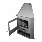 Estufa de leña Juan Panadero R7 8 kW