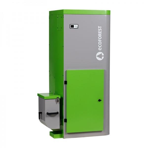 Caldera de pellets Ecoforest VAP 24 kW