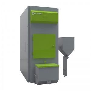 Caldera de pellets Ecoforest VAP 100 kW
