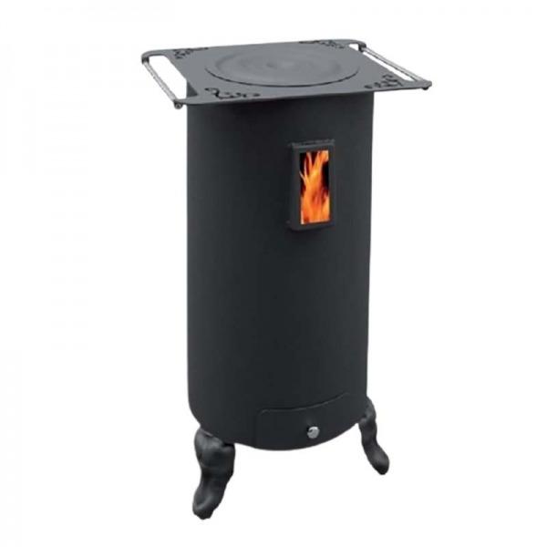 Estufa de leña Juan Panadero RUSTICA 7,5 kW