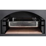 Estufa de leña Bronpi SUIZA 10 kW