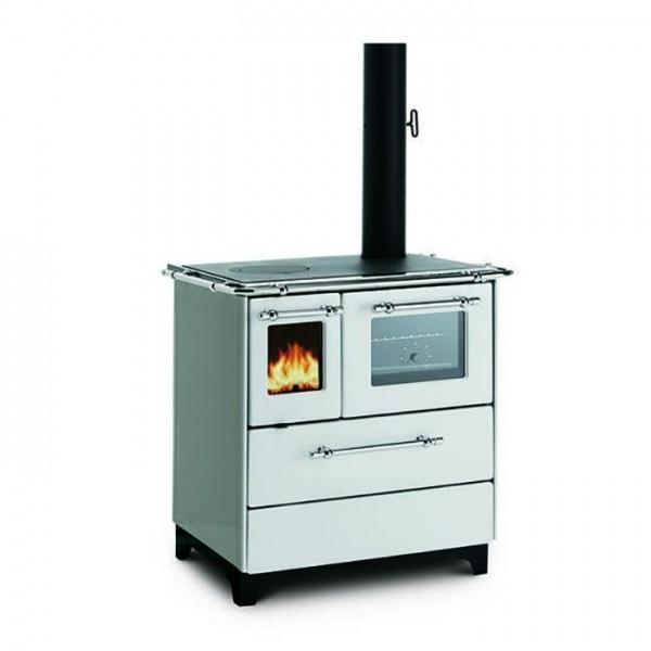 Cocina de leña Royal Betty 3,5 - 6,5 kW
