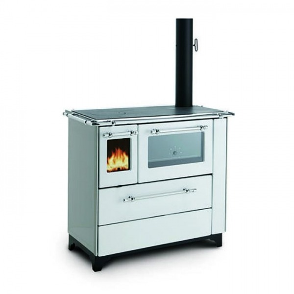 Cocina de leña Royal Betty 4,5 - 6,5 kW