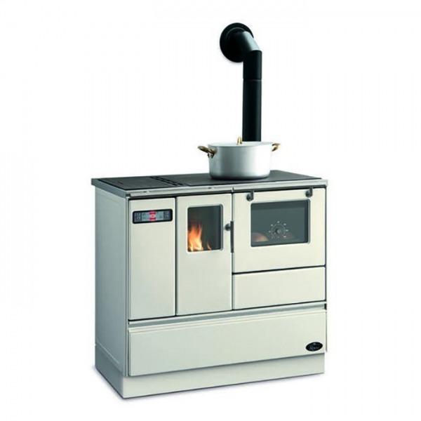 Cocina de pellets Royal ROSITA 9,3 kW