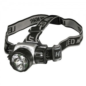 Linterna Led 3 Frontal Cabeza