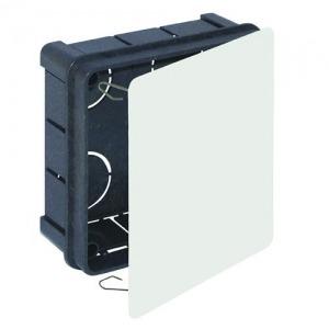 Caja Empotrar Registro Con Tapa 100x100x45 mm.