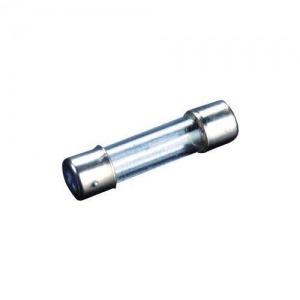 Fusible Cristal Ø 5 x 20 mm. / 4 A. (Caja 100 piezas)