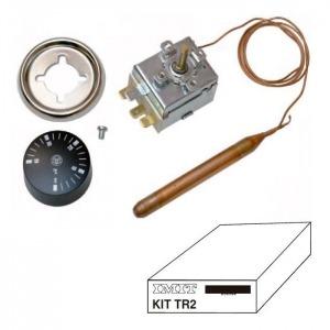 Conjunto termostato + accesorios IMIT TR2