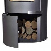 Estufa de leña Bronpi DOVER 9,4 kW