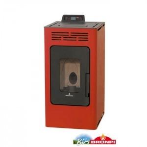 Estufa de pellets Bronpi KIRA 9 kW