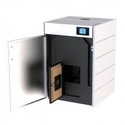 Caldera de pellets compacta Bronpi HYDROBOX 16 KW