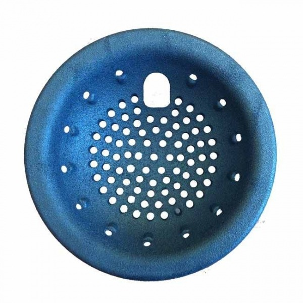 Brasero de hierro fundido Ø21 cm caldera de pellets Biodom