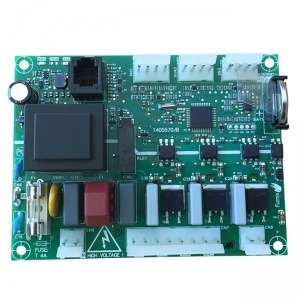 Placa electrónica de control Palazzetti Malú