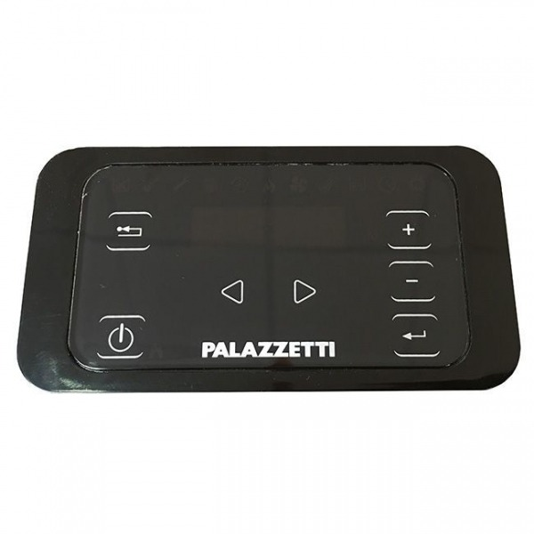 Panel de mandos Palazzetti táctil Malú
