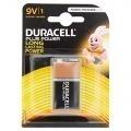 Duracell Plus Power 6LP3146, Batería alcalina, Transistor, 9V