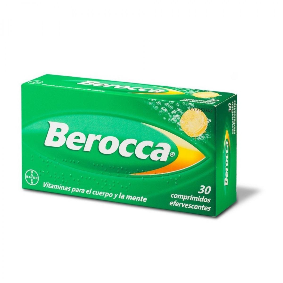BEROCCA30COMPRIMIDOS I1