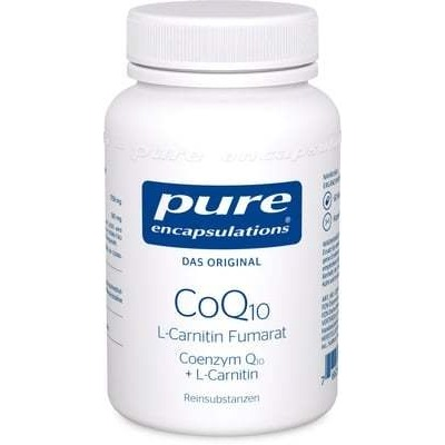 PURE ENCAPSULATIONS COQ10 120 MG. 30 CAPS.
