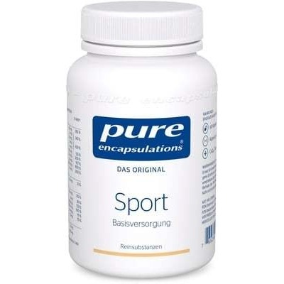 PURE ENCAPSULATIONS SPORT 60 CAPSULAS.