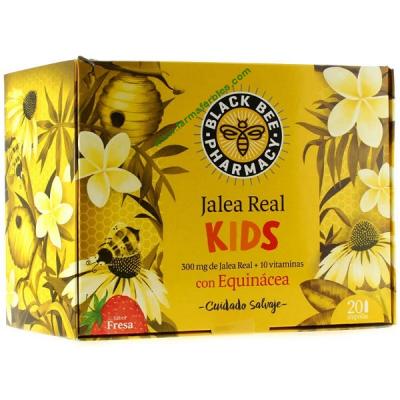JALEA REAL KIDS 20 AMPOLLAS