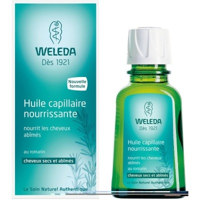 WELEDA ACEITE CAPILAR NUTRITIVO 50 ML