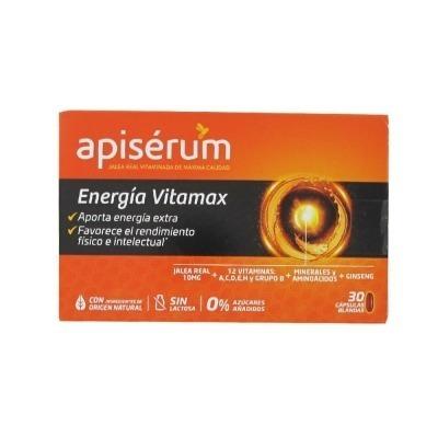 APISERUM ENERGIA VITAMAX 30 CAP