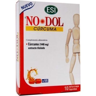 ESI NODOL CURCUMA LIQUIDA 10 NATURCAPS LIQUIDAS