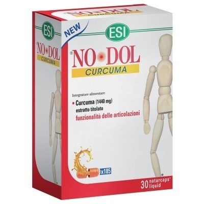 NO DOL CURCUMA 30 CAPSULAS