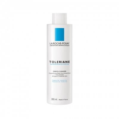 LA ROCHE POSAY TOLERAINE DERMO CLEANER 200ML