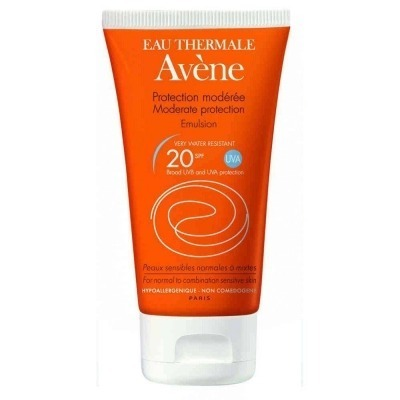 AVENE SPF 20 EMULSION PROTECCION MEDIA 50 ML