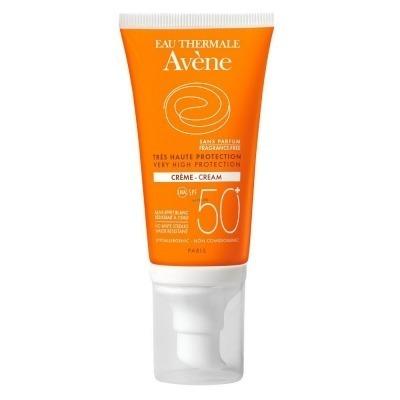 AVENE SPF 50+ CREMA MUY ALTA PROTECCION 50 ML