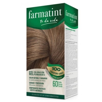 FARMATINT 135 ML RUBIO OSCURO