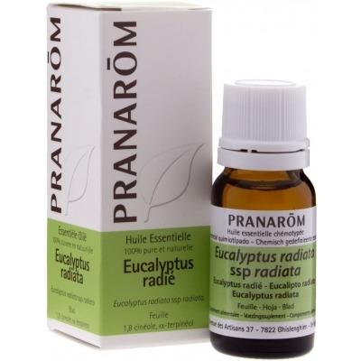 PRANAROM EUCALYPTUS RADIATE 10 ML.