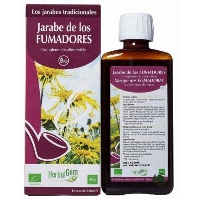 PRANAROM JARABE DE LOS FUMADORES BIO 250 ML