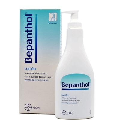 BEPANTHOL LOCION 400 ML