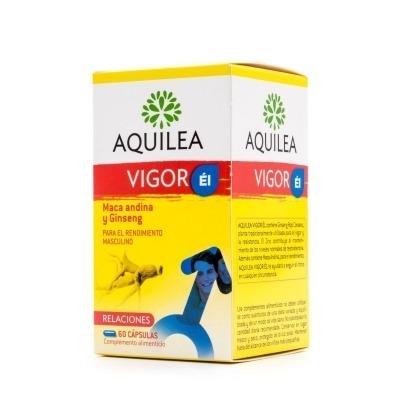 AQUILEA VIGOR CAPSULAS 60 CÁPSULAS