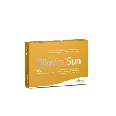 VITAE OLIOVITA SUN 30 CÁPSULAS