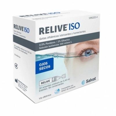 RELIVE ISO ESTERIL 0.4 ML 30 MONODOSIS