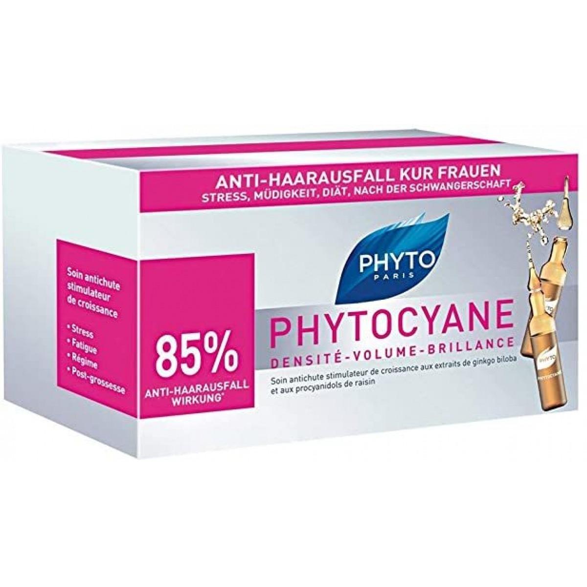 PHYTOCYANE AMPOLLAS