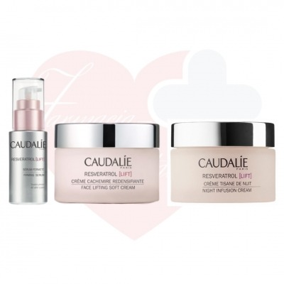 PACK DE REAFIRMANTE Y LIFTING CAUDALIE