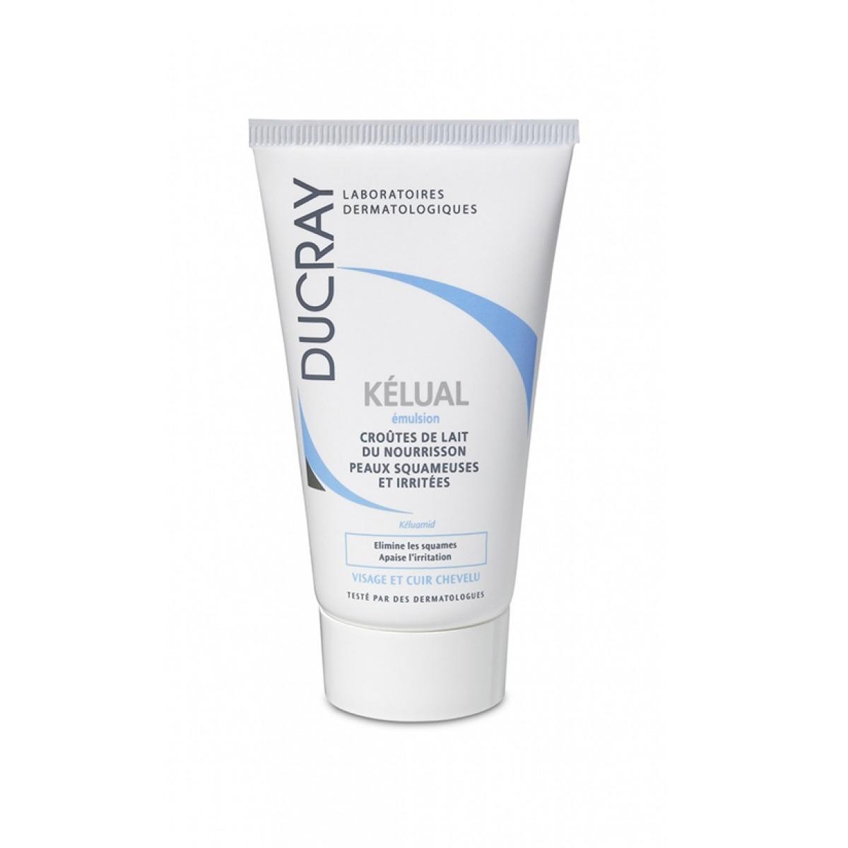 DUCRAY KELUAL EMULSIN 50 ML.